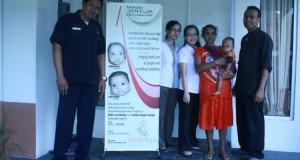 Bantuan Dana Operasi Ke Yayasan Senyum Bali